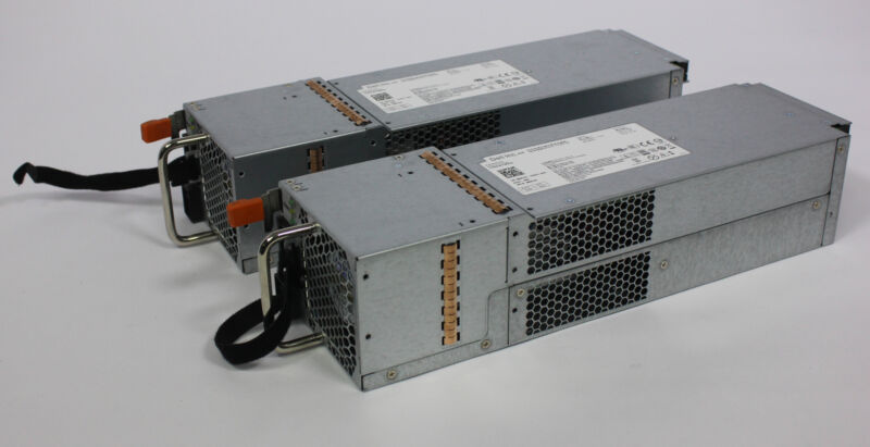Lot of 2 Dell 700W Power Supply for Compellent SC220 Equallogic R0C2G