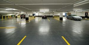 Heated Downtown underground Parking in Eau Claire