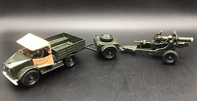 Britains 1877 Beetle Lorry, Howitzer & Limber Set - Rare & in superb condition for sale  Shipping to Ireland