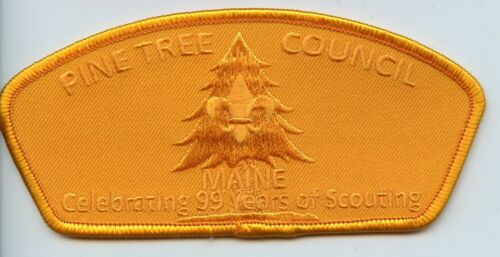 Pine Tree council Celebrating 99 years Ghost   Benefit listing for Camp Bomazeen