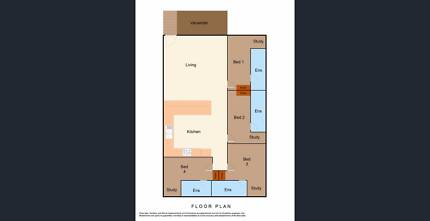 Apartment in Student Accomodation - Breaking lease