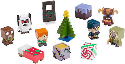 Minecraft Mini-Figure Nether Festive Biome Pack