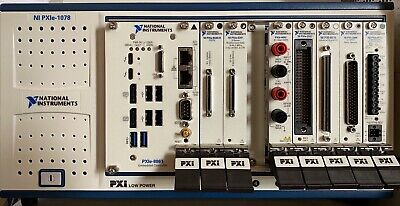 National Instruments Ni Pxie-2527 Pxi Multiplexer Switch Module Tb Connector