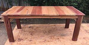Jarrah Dining Table In Perth Region WA Gumtree Australia Free Local Classi