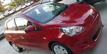 NEW 2015 Mitsubishi Mirage /  6 Mths Rego and stamp Duty Free Eight Mile Plains Brisbane South West Preview