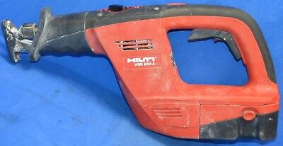 Hilti Wsr 650-a 24v Cordless Reciprocating Saw Sawzall