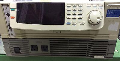 Kikusui Pcr500l Power Supply Ac