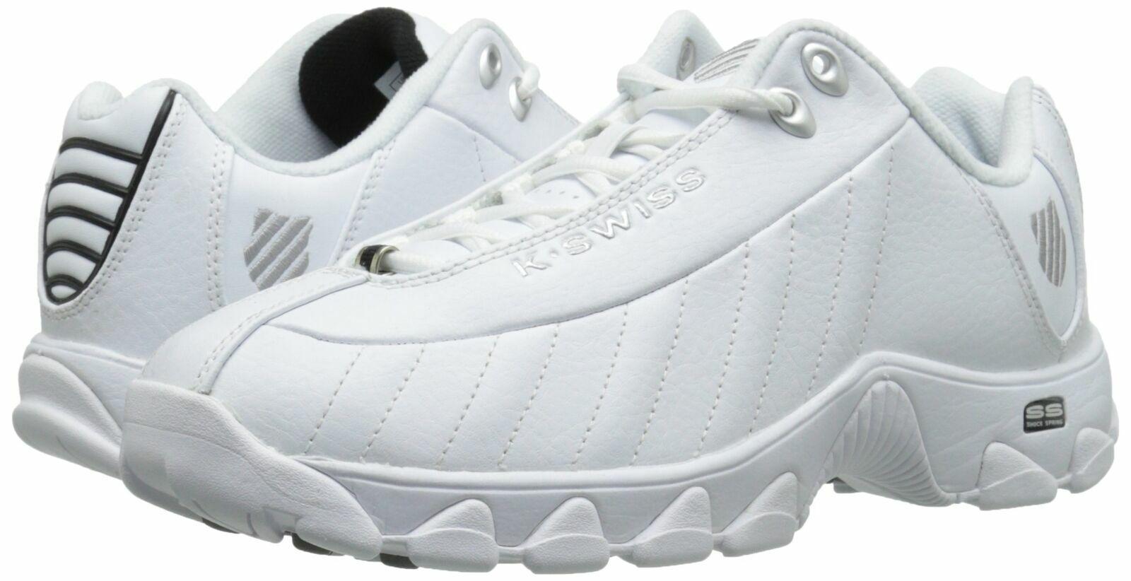 K-Swiss Men's ST329 Cmf Memory Foam Training Shoes  - 7.5 M