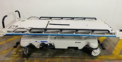 Stryker 0737 Hydraulic Transport Medical Stretcher