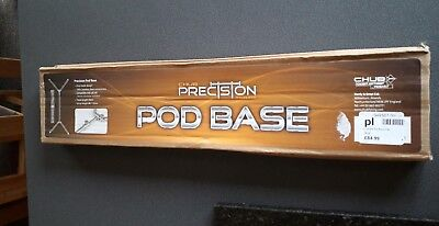 chub precision stainless steel pod base