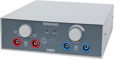 Vacuum Therapy Unit Physiotherapy Machine Electrotherapy Hms Digivac