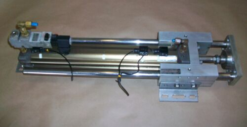 Bosch Rexroth Pneumatik Guided Cylinder 168-520-500-0   Used for Hydraulic Appli