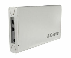 """IDE/ SATA 2.5"""" Enclosure Caddy Hard Disk HDD Case - With Firewire400 Cable"""