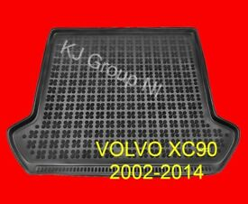 VOLVO XC90 MK1 2002-2014 Tailored Rubber Boot Liner / Mat / Tray