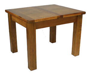Small extending dining table ebay for Small 4 person dining table