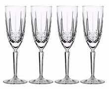 Waterford Crystal Sparkle Flute Set of 4 Strathfield Strathfield Area Preview