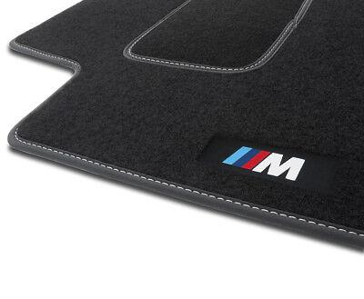 S4HM ALFOMBRAS ALFOMBRILLAS DE VELOUR M3 M POWER para BMW 3 E46...