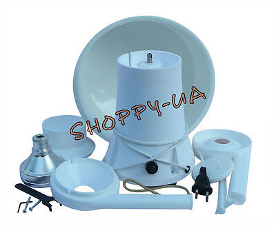 Cream Milk Electric Centrifugal Separator 50lh 110v Usacanada Plug Gift