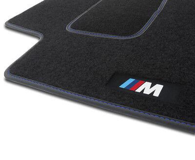 S2HM ALFOMBRAS ALFOMBRILLAS DE VELOUR M3 M POWER para BMW 3 E90...