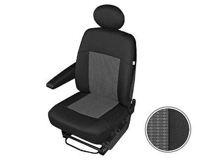 Opel Vivaro ab 2014 Sitzbezüge VIP Passgenau ECO Kunstleder NEU