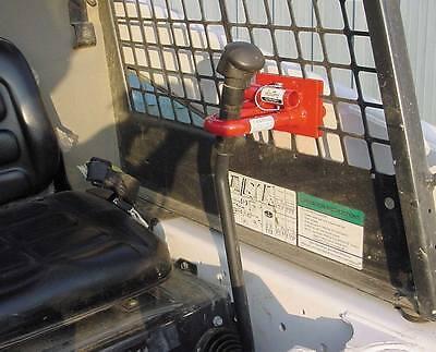 E-series Skidsteer Lock For Bobcat Case Caterpillar John Deere Skid Loader