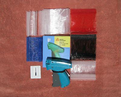 Orignal Dennison Garment Price Label Tag Tagging Gun 2000 Barbs 1 Needle