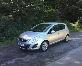 Vauxhall Corsa 1.4L Special Edition – 2011 (5 door - Silver)