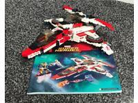 Lego marvel Avengers superhero spaceship