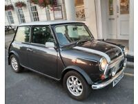 Rover Mini Cooper ( DEPOSIT TAKEN) SPI 1996 Grey MOT Aug 2019