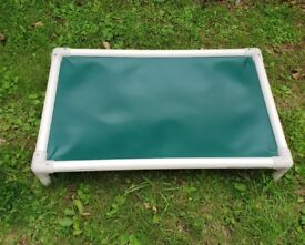 Raised Dog Bed SOLD