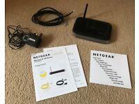 Netgear Wireless-N 150 Router