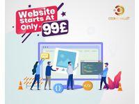 Responsive Website Design -SEO - PPC -Social Media Management -Mobile Application -Logo & Graphic