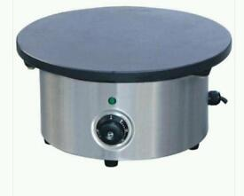 Commercial Electric large Crepe maker catering equipment - Brand New boxed.