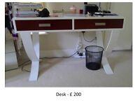 Designer Office Desk