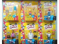 Simpsons World of Springfield figures