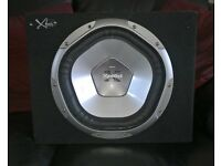 SONY XL Series Xplod Subwoofer 1200w Speaker