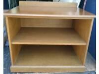 Book shelf / TV stand /storage unit