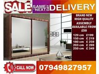 CHEAPEST PRICE OFFER 60% OFF 2 OR 3 DOOR WARDROBE (SLIDING) MIRROR IN DIFFERENT COLOR FAST