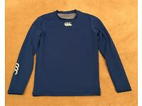CANTERBURY thermal (small). Worn once. RRP £35