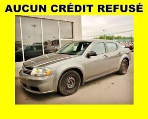 2013 Dodge Avenger SE A/C *AUTOMATIQUE* BLUETOOTH *0$ COMPTANT
