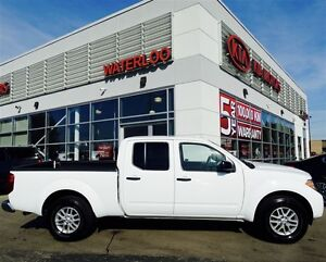 2016 Nissan Frontier SV 4X4 at