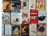 Cats and dogs related books