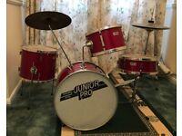 Junior Pro Drum Kit