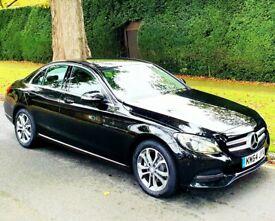 Mercedes-Benz, C CLASS, Sports, 2014, Auto, 2143 (cc), Great Condition