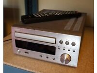 Denon RCD-DM38DAB mini system with Q Acoustics 2010 speakers, very good condition