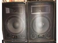 KAM ZP12 speakers pair in amazing condition