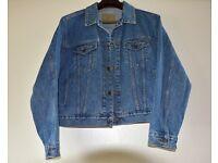 GAP DENIM JACKET XL, 1969 icon denim jacket
