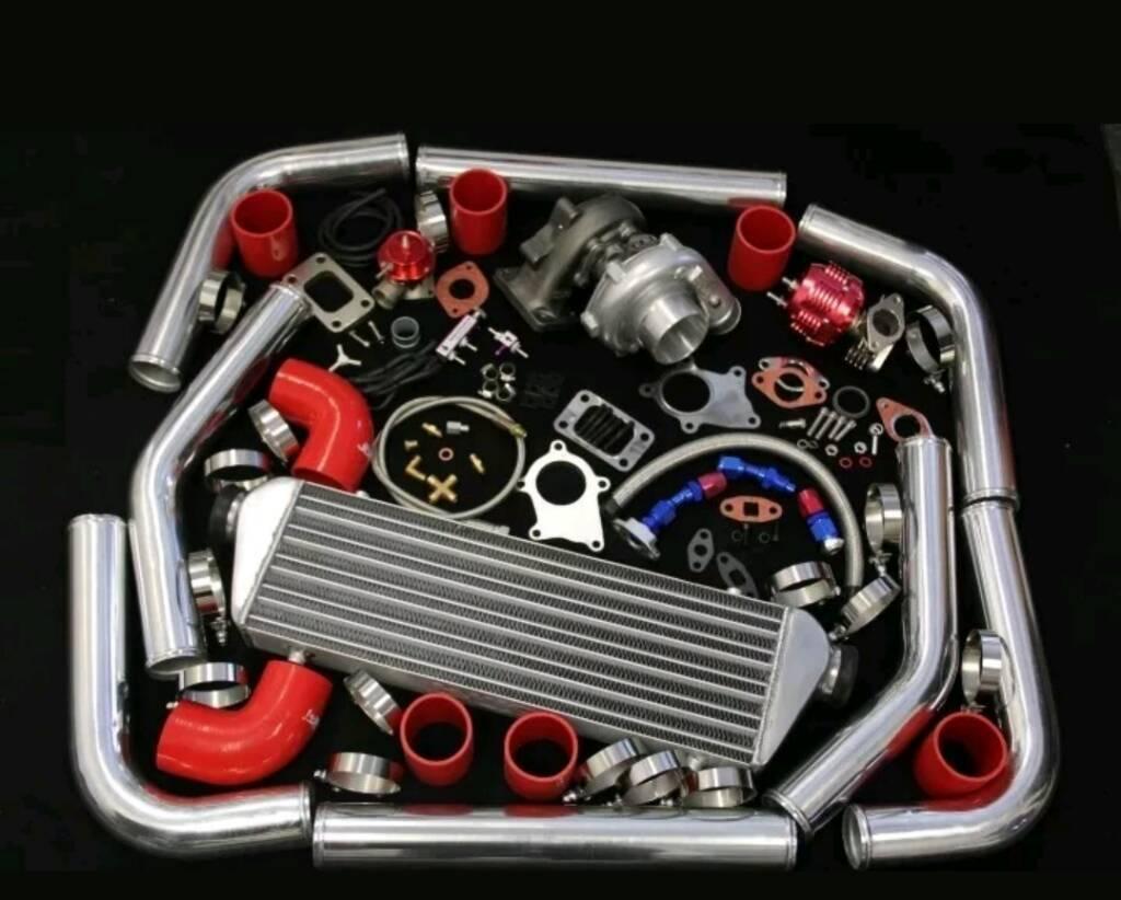 Civic ep3 turbo kit