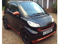 SMART FORTWO 1.0 L. Automatic, 65000 miles