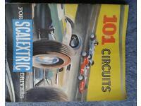Scalextrics magazine rare.